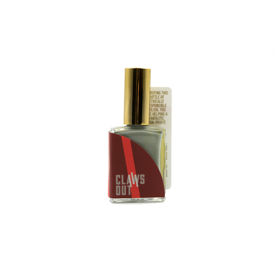 Claws Out Nail Polish Made in USA