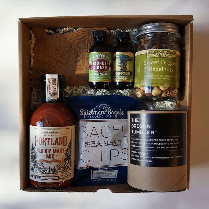 Portland Cocktail Gift Box by MadeHere