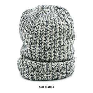 MadeHere Solid Color Knit Beanie