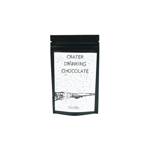 Crater Drinking Chocolate 1oz Bag