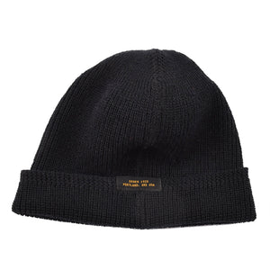 Wool Knit Watch Cap by Dehen 1920
