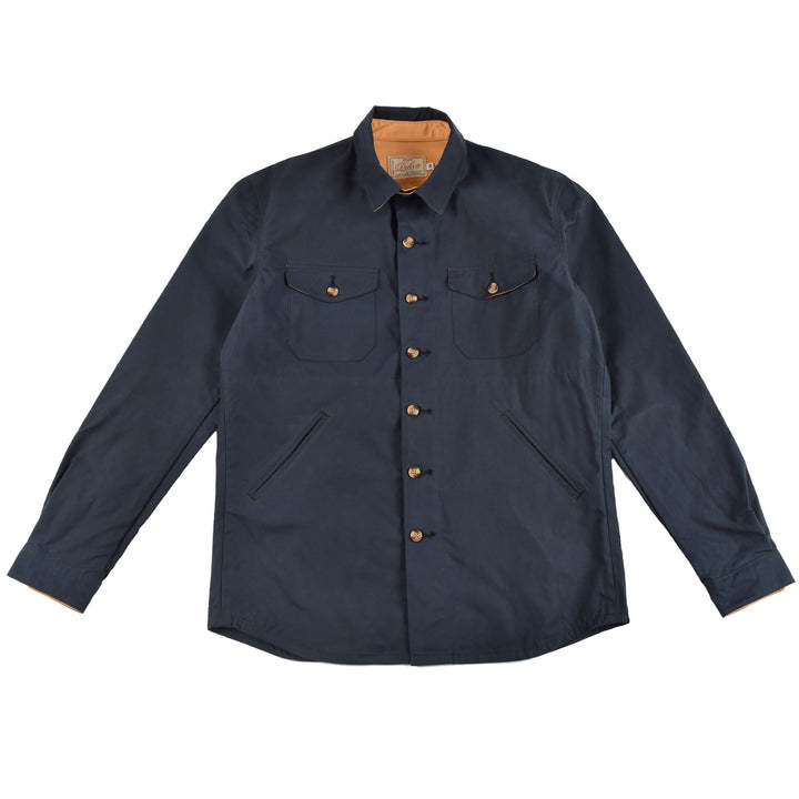 Waxed Canvas Crissman Overshirt by Dehen 1920