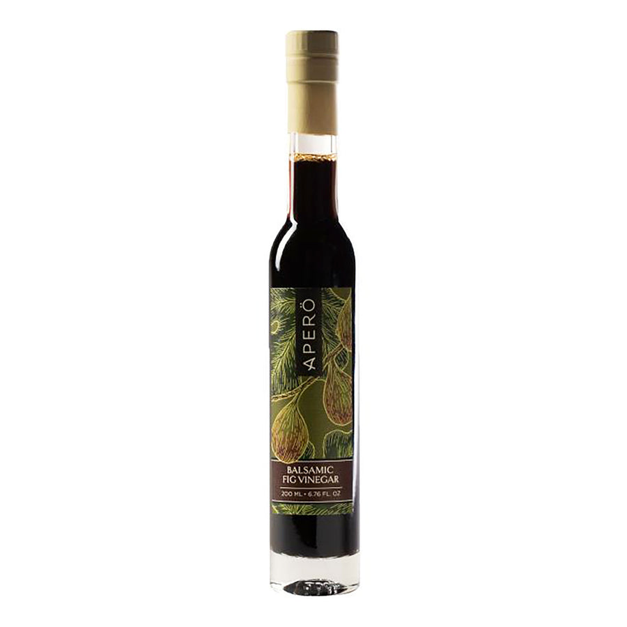 Apero Balsamic Fig Vinegar 200ml by Durant Olive Mill