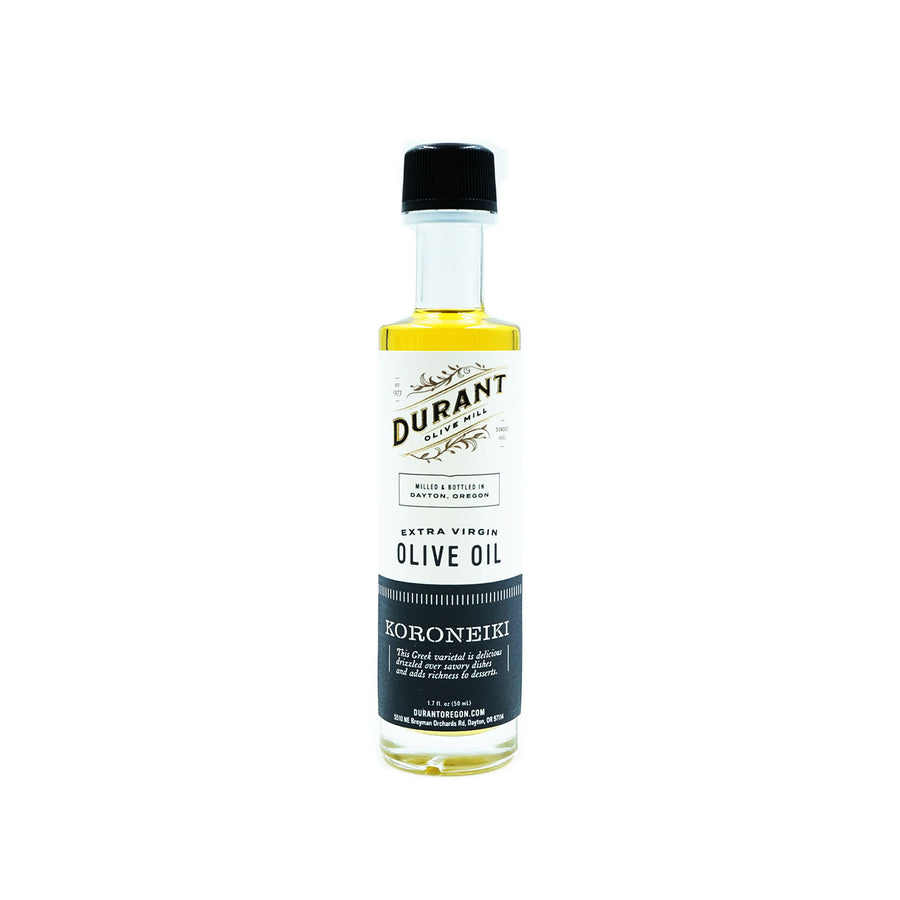 Mini Koroneiki EVOO 50ML by Durant Olive Mill