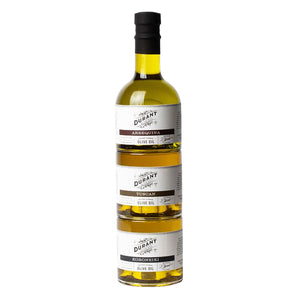 Oregon EVOO Three-Stack 250mL Durant Olive Mill