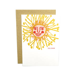 You Shine Card