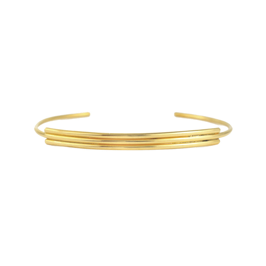 Horizon Cuff by Emma Brooke Jewelry