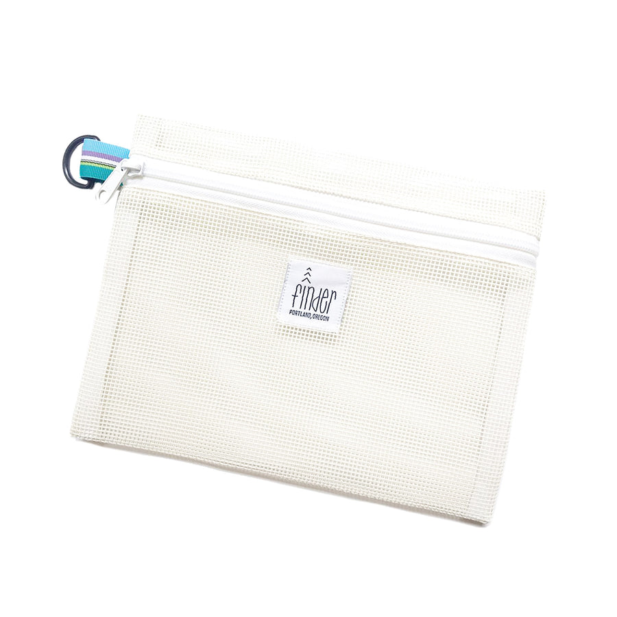 Finder Goods Accessory Pouch White