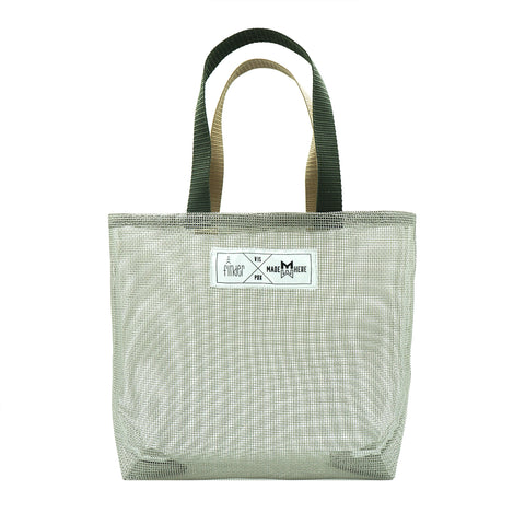 MadeHere x Finder Goods Flat Bottom Tote