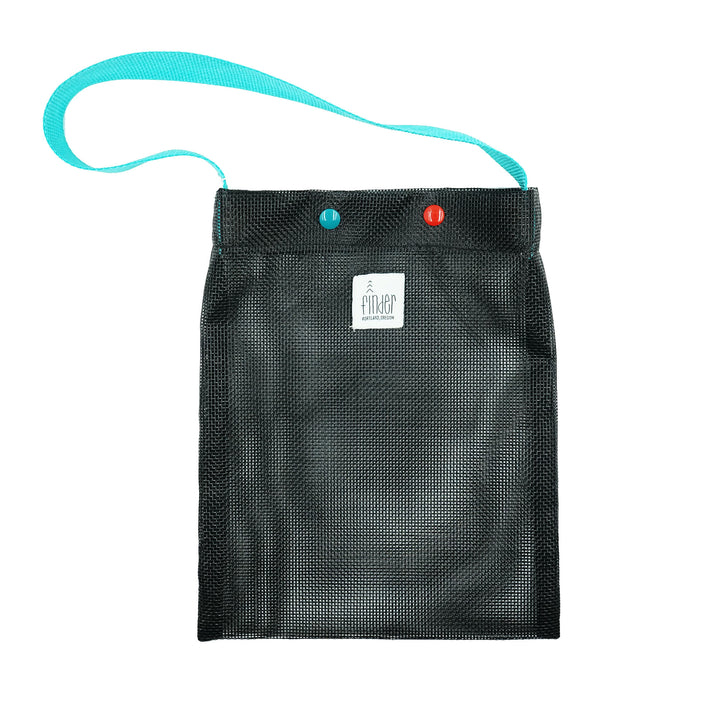 Slim Tote by Finder Goods Black