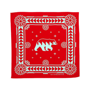 Naasgó Forward Movement Bandana by Ginew