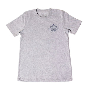 WESTERN ROAD T-BIRD TEE by Ginew