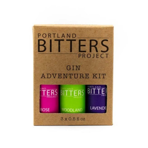 Gin Adventure Kit Variety Pack