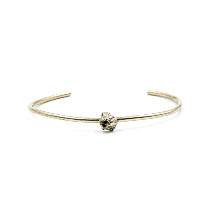 Midi Petite Bangle Gold over Bronze by Grace Gow