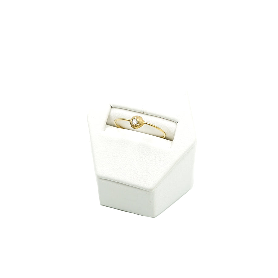 Hilo Solitaire Colony Ring by Grace Gow