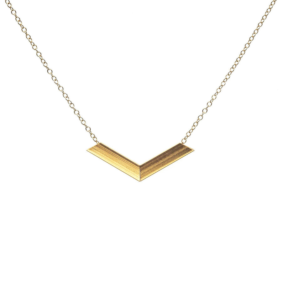 Chevron Necklace High Society Collection