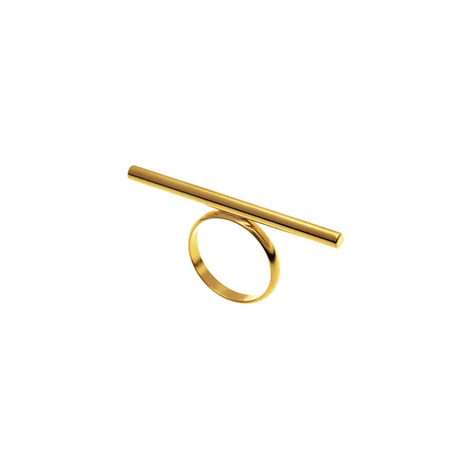 Raised Bar Ring High Society Collection