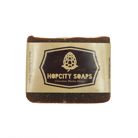 Chocolate Mocha Porter Soap