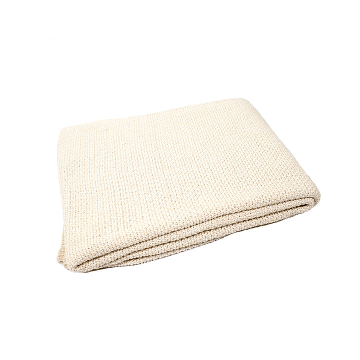 Recycled Cotton Oversized Throw by House of Castellon
