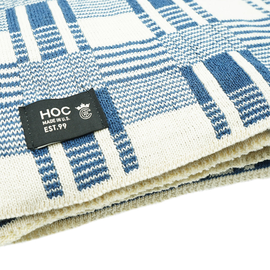 Oversized Recycled Cotton Throw House of Castellon