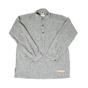 Light Organic Hemp/Cotton Shirt Hovden Formal Farmwear