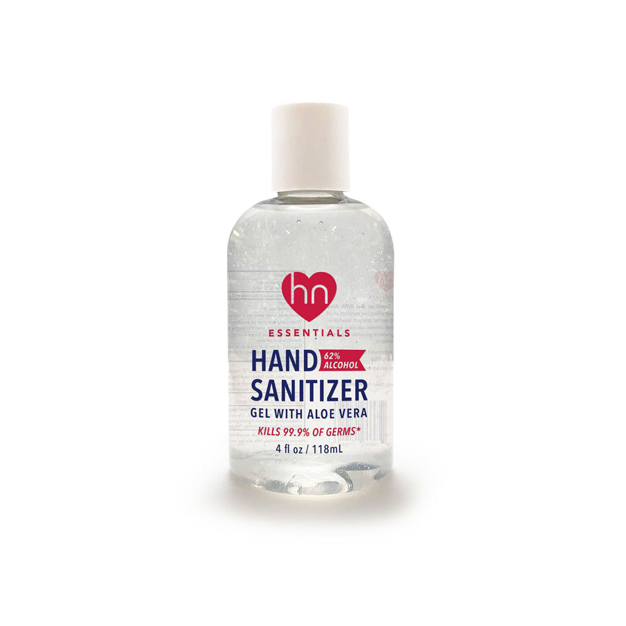 Hand Sanitizer 4oz by Hue Noir