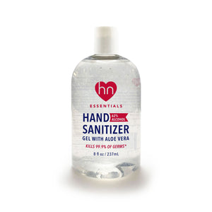 Hand Sanitizer 8oz by Hue Noir
