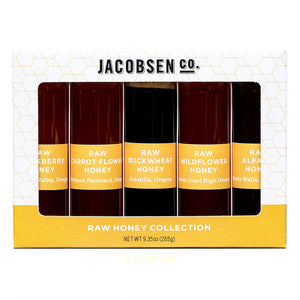 Honey Vial Set Jacobsen Co.