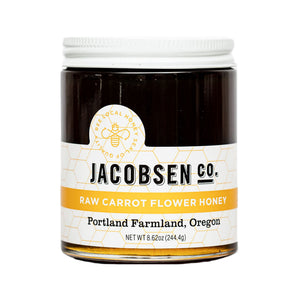 Jacobsen Co. Raw Honey Jar