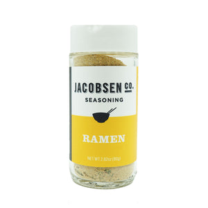 Ramen Seasoning by Jacobsen Salt Co.