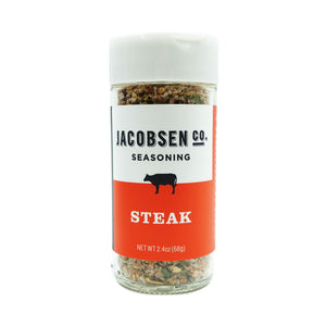 Steak Seasoning by Jacobsen Salt Co.