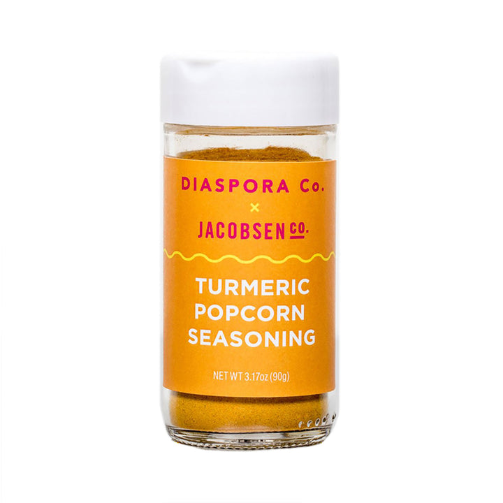 Turmeric Popcorn Seasoning by Jacobsen Salt Co.