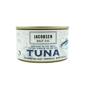Line Caught Oregon Albacore Tuna by Jacobsen