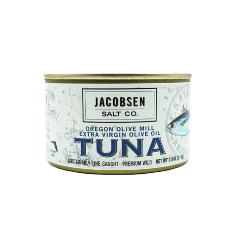 Line Caught Oregon Albacore Tuna