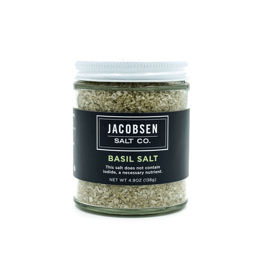 Infused Sea Salts