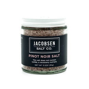 Jacobsen Salt Co. Infused Salt