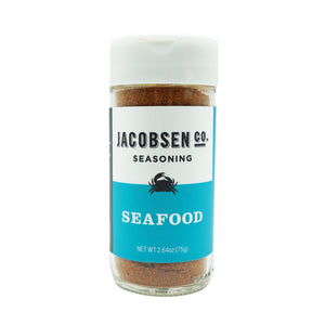Jacobsen Salt Co. Seafood Seasoning