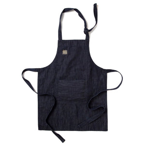 Youth Denim Apron