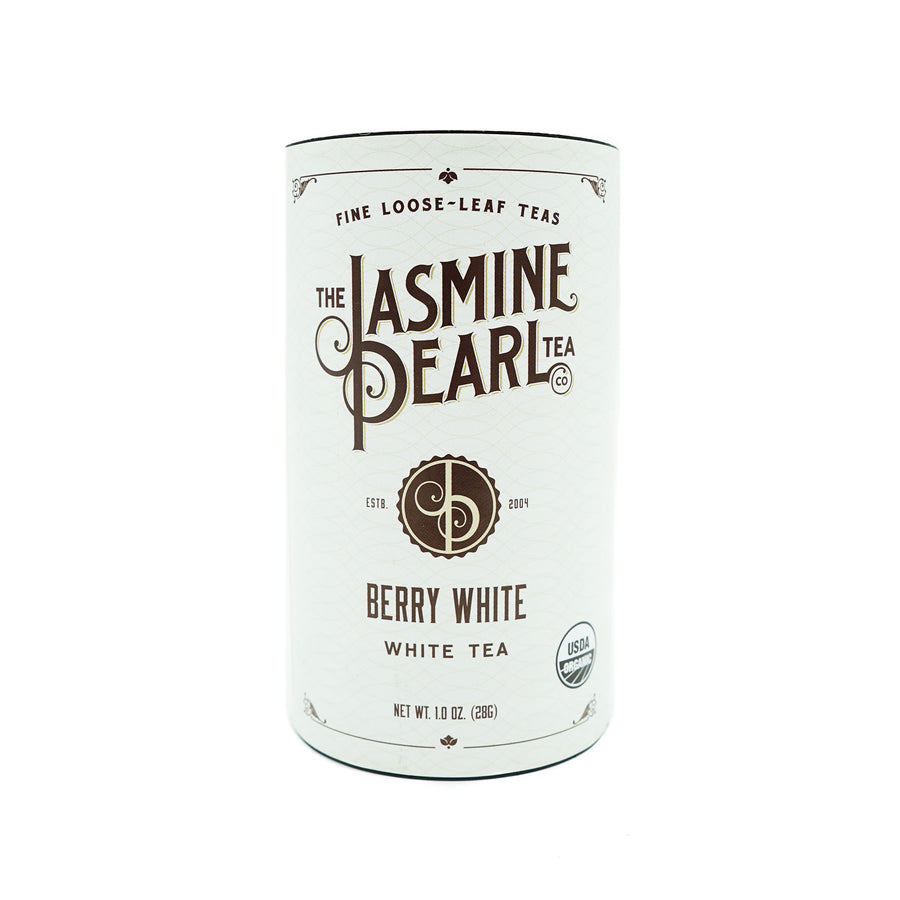 Berry White Loose Leaf Tea by Jasmine Pearl