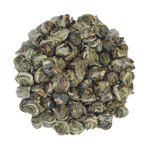 Jasmine Pearls 2oz Bag by Jasmine Pearl Tea Co.