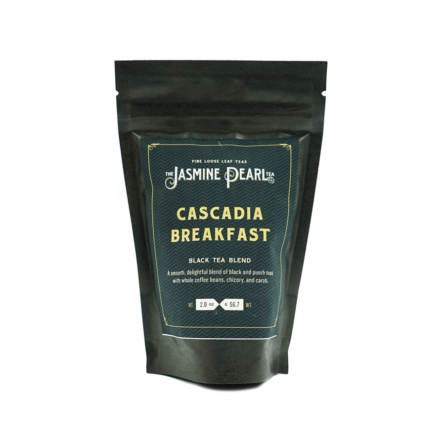 Cascadia Breakfast Tea 2oz Bag by Jasmine Pearl Tea Co.Tea