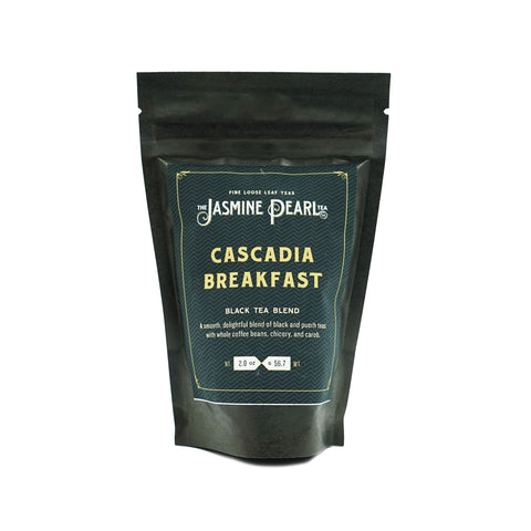 Cascadia Breakfast Tea 2oz