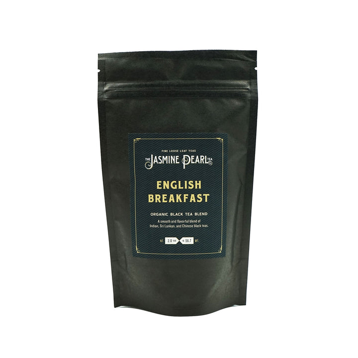 English Breakfast Tea 2oz Bag by Jasmine Pearl Tea