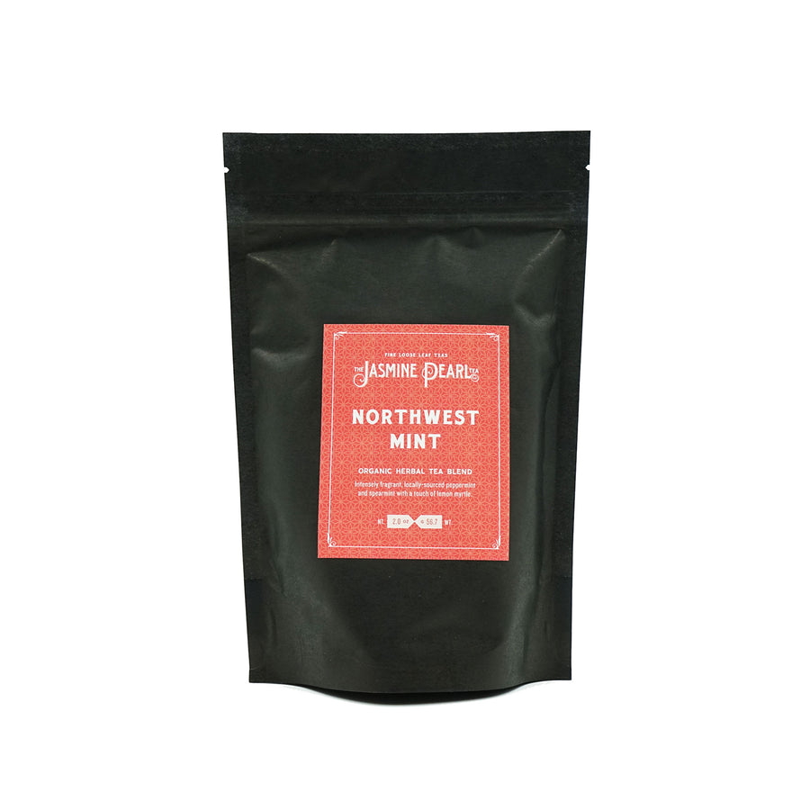 Northwest Mint 2oz Bag by Jasmine Pearl Tea Co.