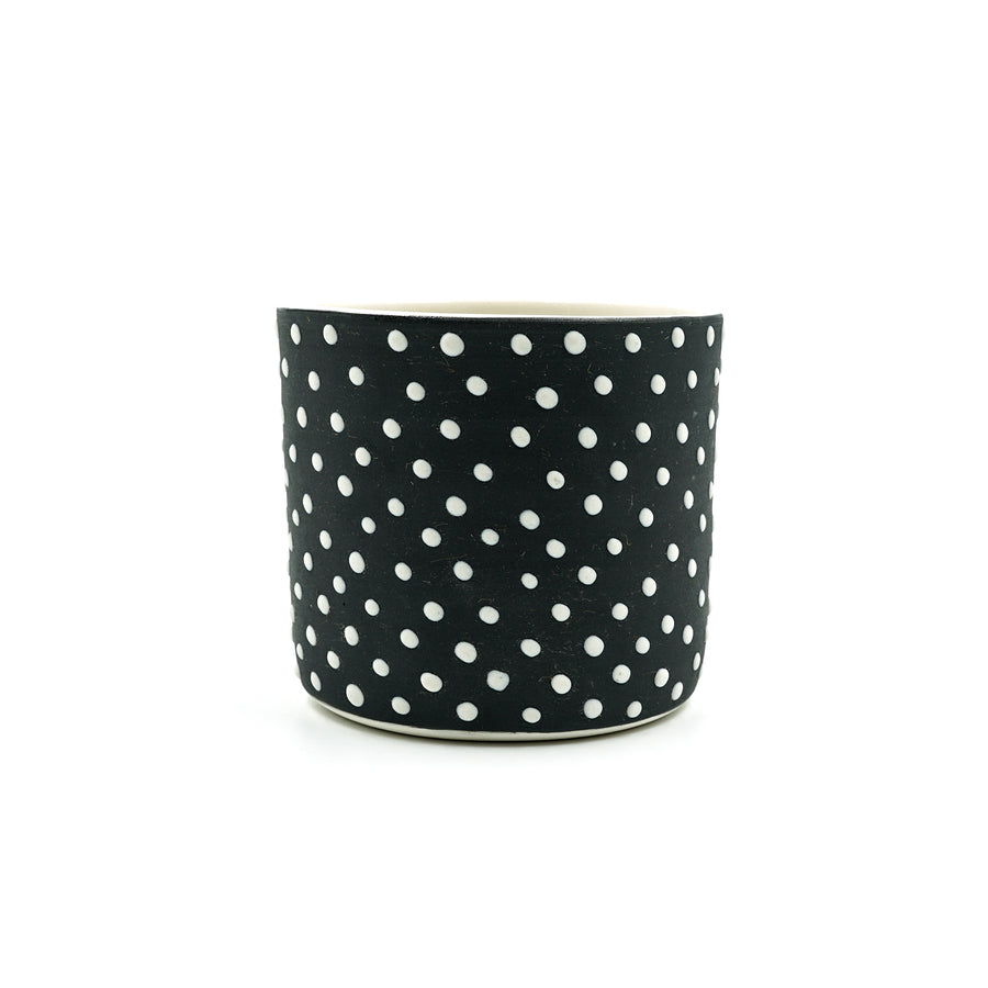 Dot Planter by Jennifer Spring Ceramics