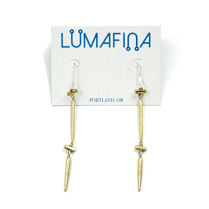 Lumafina Earrings