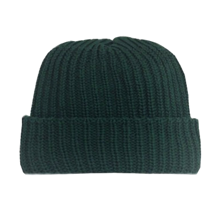 MadeHere Knit Beanie Evergreen