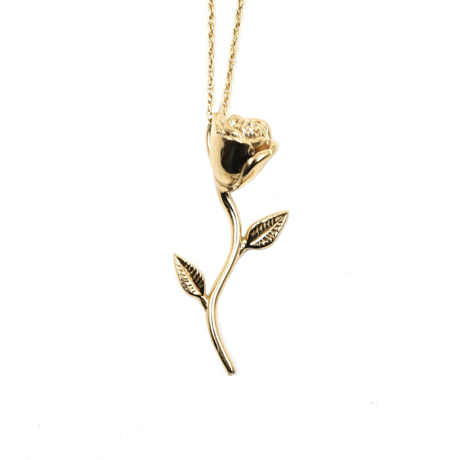 Rose City Pendant Necklace by MadeHere PDX