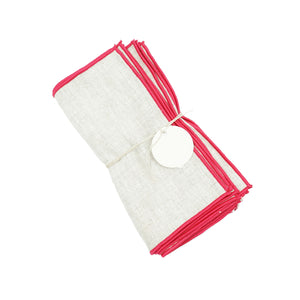 Tiny Napkin Set Madre Linen