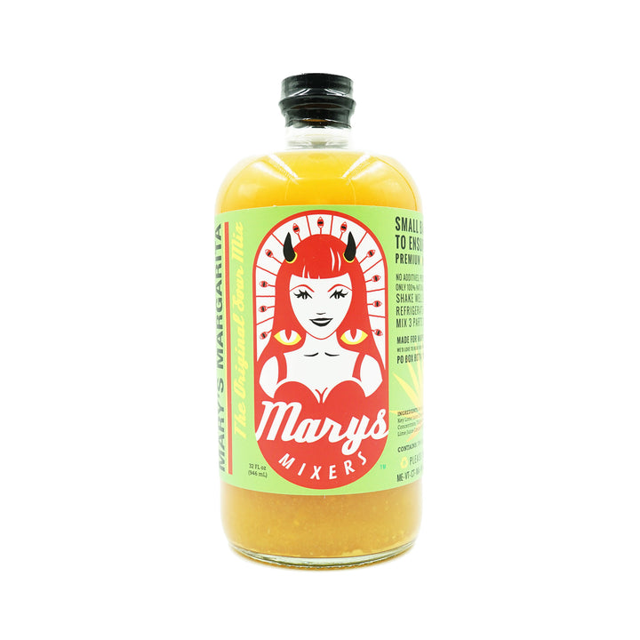 Margarita Mix by Mary's Mixers
